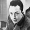 What car does author Albert Camus drive?