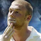 What car does cricketer Andrew Flintoff drive?