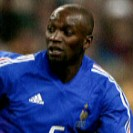 What car does footballer Claude Makelele drive?