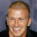 What car does footballer David Beckham drive?
