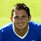 What car does footballer Frank Lampard drive?