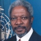 What car does politician Kofi Annan drive?