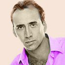 What car does actor Nicolas Cage drive?
