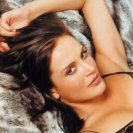 What car does model Sophie Anderton drive?