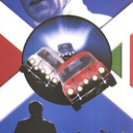What car does film The Italian Job drive?