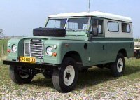 The Land Rover 109