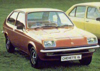 The Vauxhall Chevette