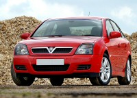 The Vauxhall Vectra